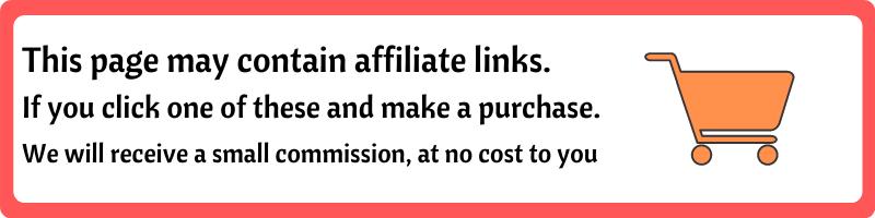 Page Afiliate-disclaimer