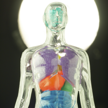 RA rheumatoid arthritis Spotlight joint pain human body