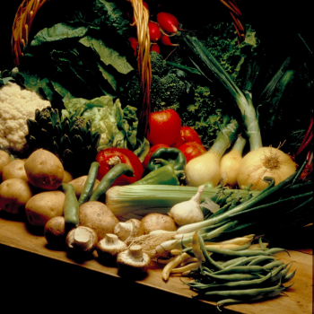 Vegetable Basket feed your mitochondria